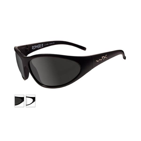 4374e7c9e2b Wiley-X Romer II Advanced Series - Motorcycle Eyewear - Safety Glasses