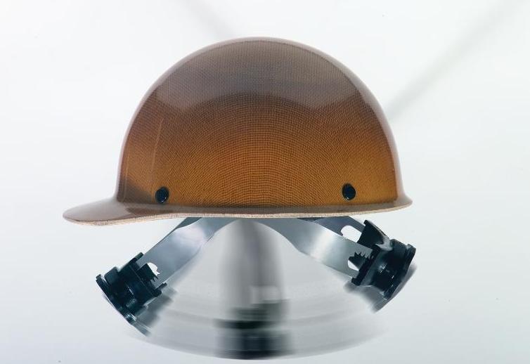 MSA Skullgard® - Cap Style with Swing Ratchet Suspension